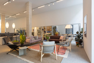 Photo showroom HermanMiller