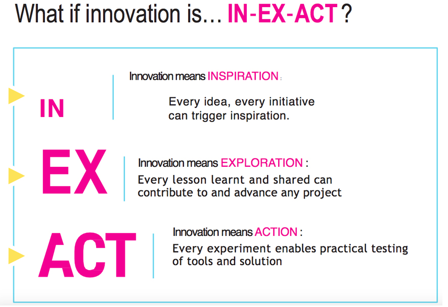 Ateliers Innovation Pink Innov