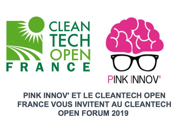 Pink Innov' intervient à la CleanTech Open France chez Business France