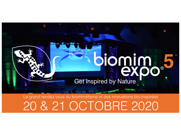 Biomim'expo Partnership